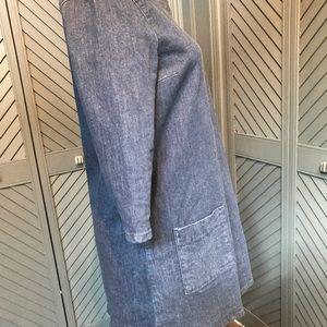 Topshop Dresses - EUC Topshop denim dress